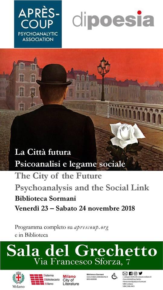 La Città Futura Psicoanalisi E Legame Sociale E Participation Ed