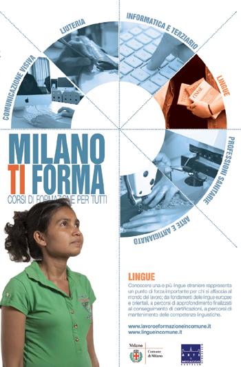 Rispondi e participation ed eventi a milano e sua area for Corsi grafica pubblicitaria milano